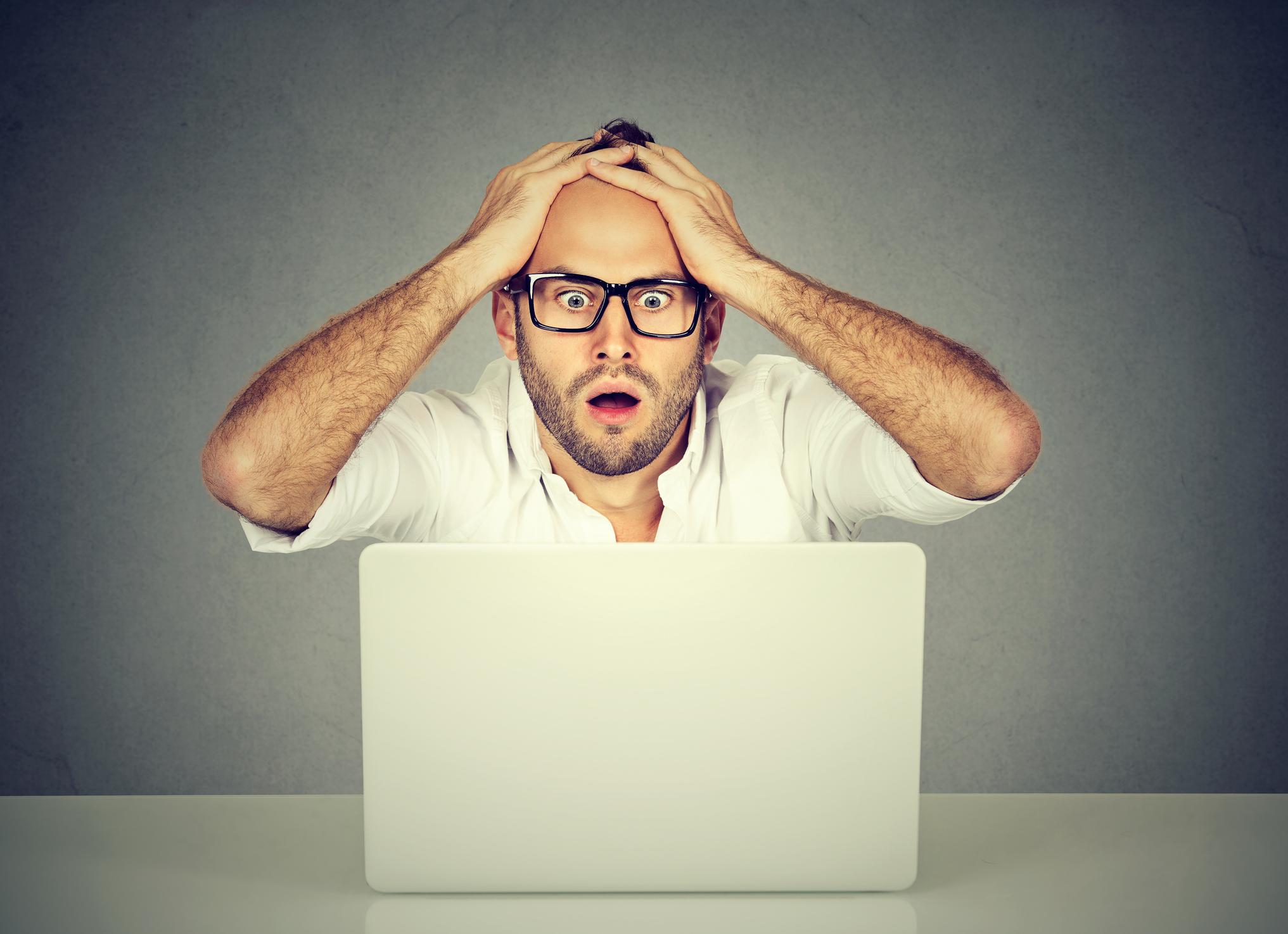 Nyheter – den senaste stressfaktorn