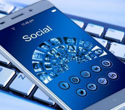 Nyheter på sociala medier